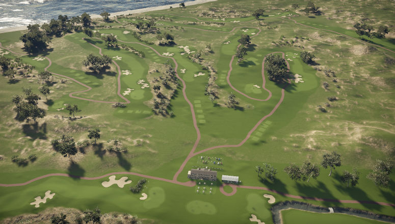 Scrublands Golf Course