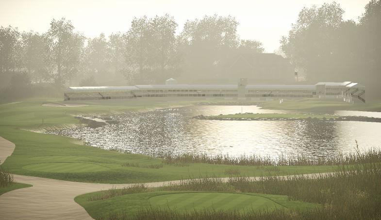 Bro Hof Slott Golf Club - Sweden