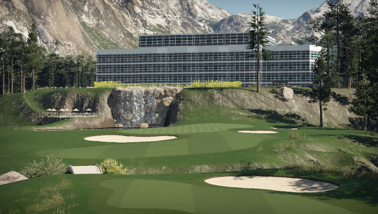 Sunbury Pines Golf Club