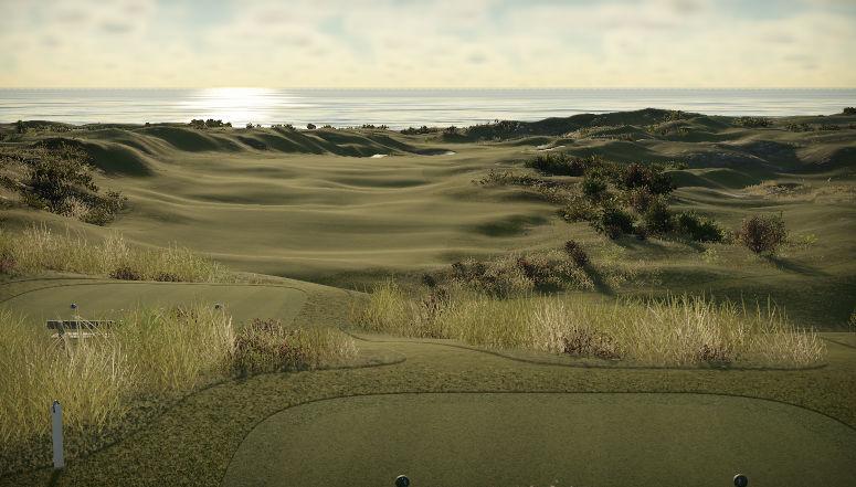 The Machrihan Dunes