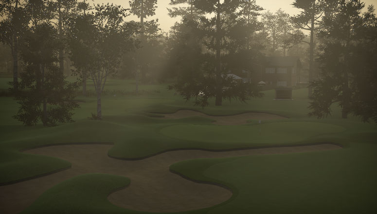 Walton Golf Ogden Marsh (Sunny)