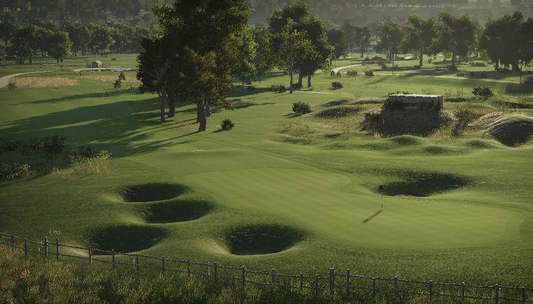 The Parish Golf Club