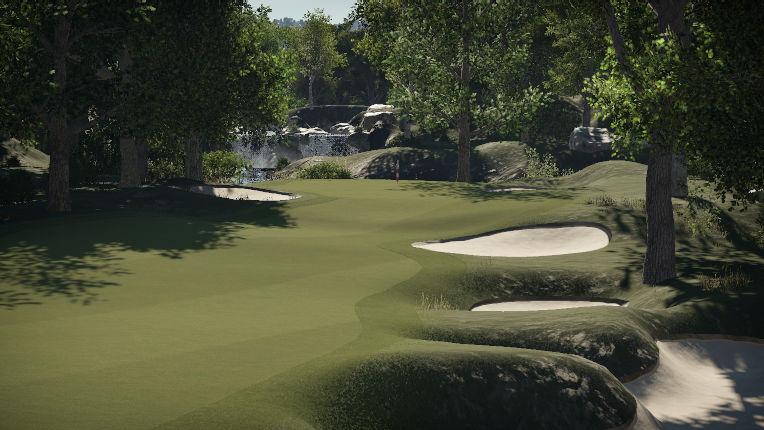 Severn Sisters Golf Club