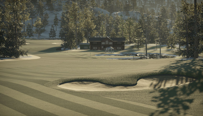 Frostwood Country Club