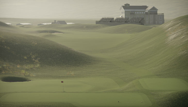 Old Course @ Ballybunion, IRL