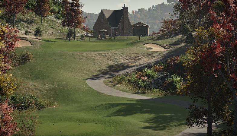 Cranberry GolfKlub, Schweiz