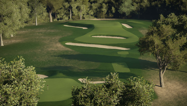 Chicago Golf Club [TGCT]