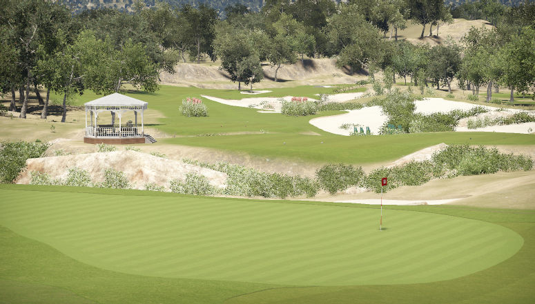 Bare Mountain Golf Club