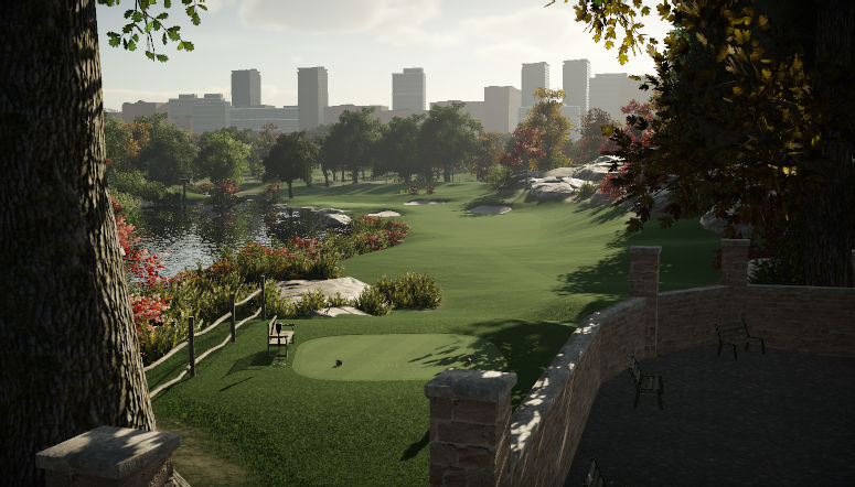 The Olmsted- South Course