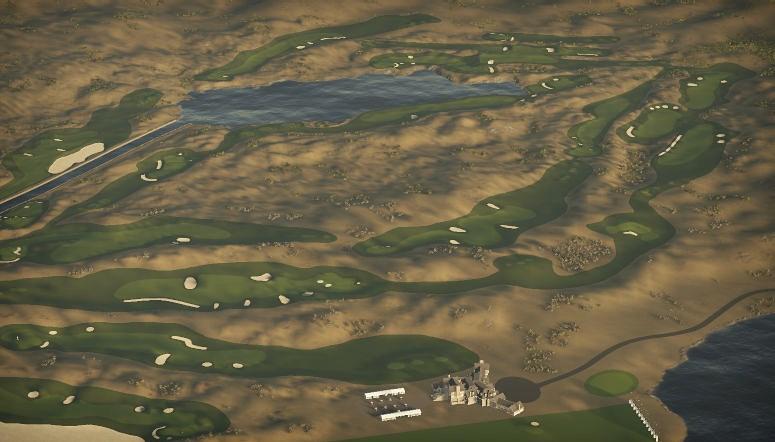 Pauston Municipal Golf Links