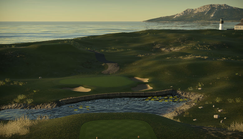 Sunset Harbour Links