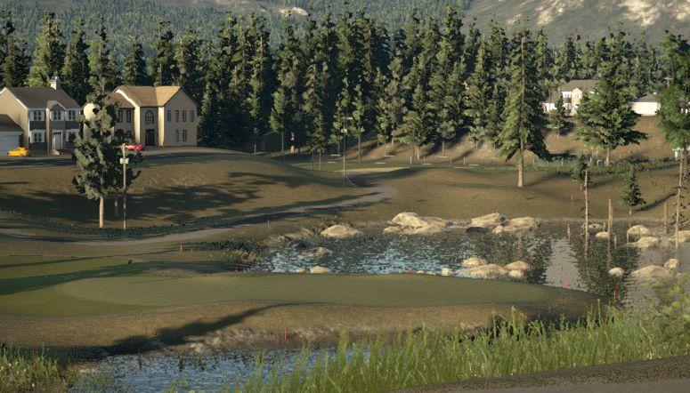 Pearl Mountain Golf Club