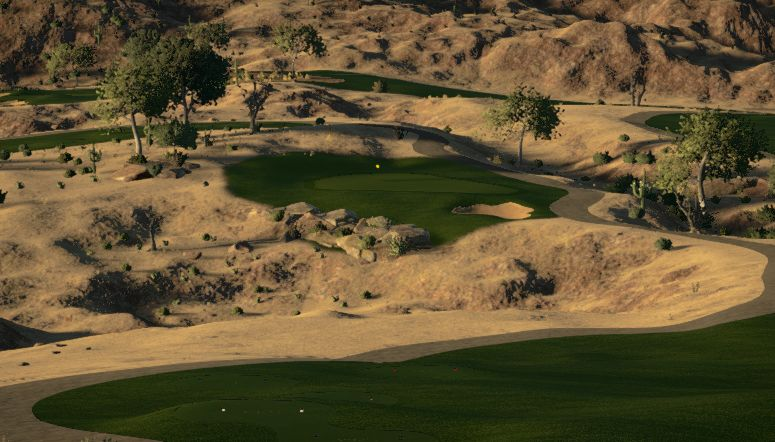 Serenity Canyons G. C.
