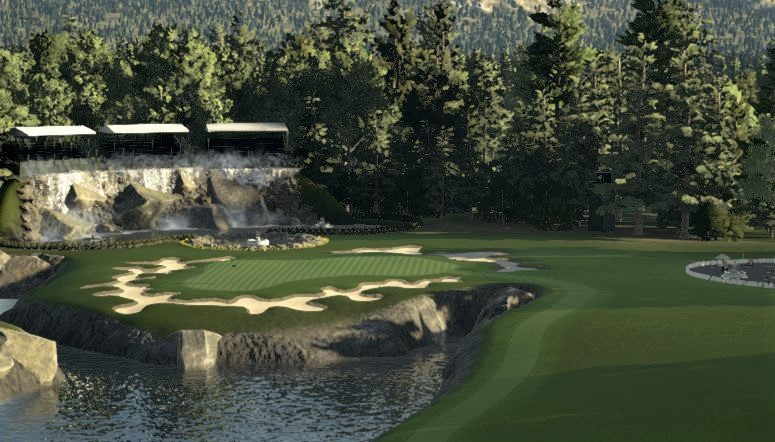 Emerald Lakes GC
