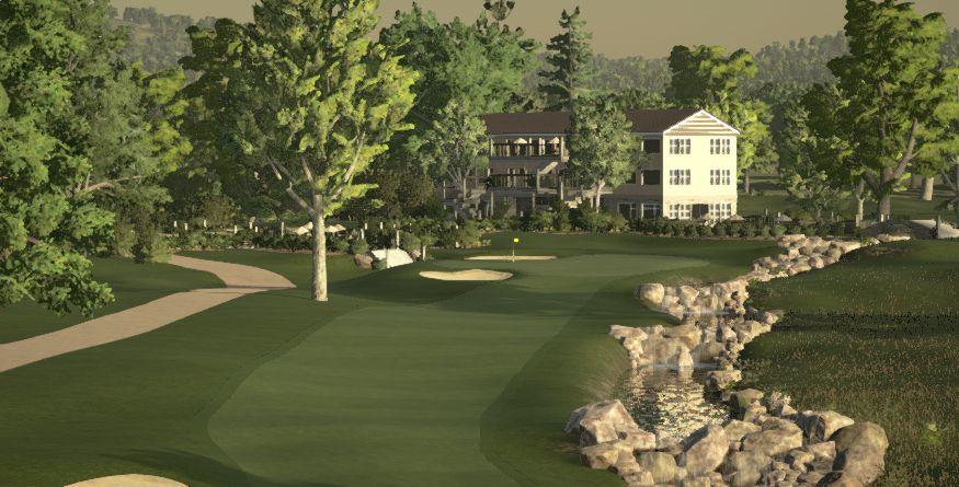 Panther Creek Golf Club