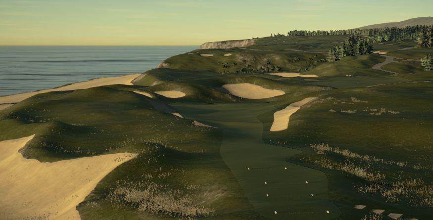 Cabot Cliffs (LiDAR)