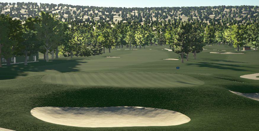 Detroit Golf Club (South Course)