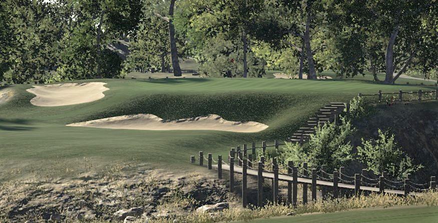 Woodley Island Golf Club