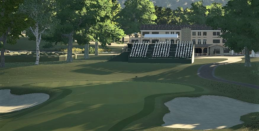 The Chartres G.C (Tour)