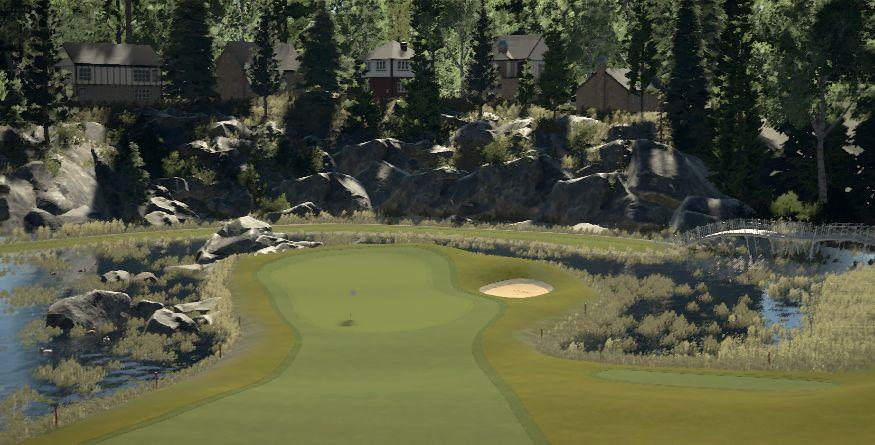 Arnica Golf Club