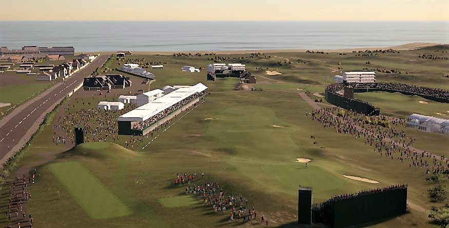 Royal Portrush Open 2019