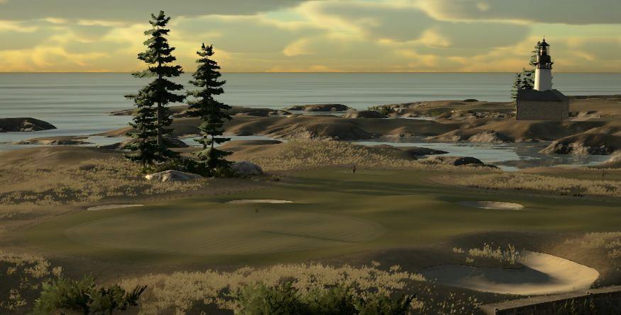Abandoned Dunes Golflinks