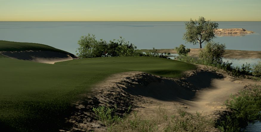 Surtsey Island Golf Club