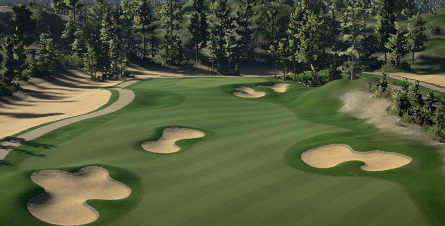 Edora Sands Golf Club