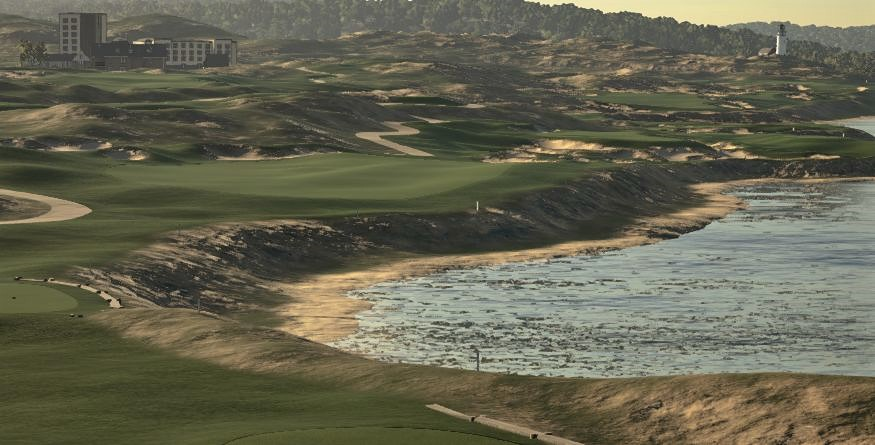 Pacific Trails Golf Resort