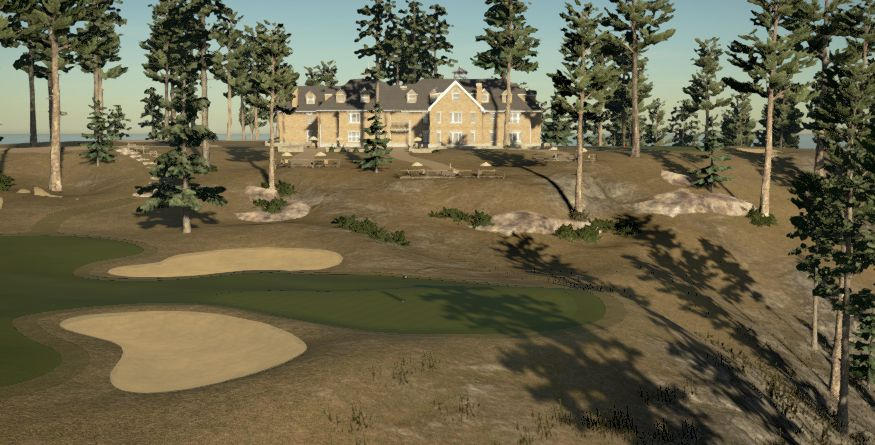 Pine Shores Country Club