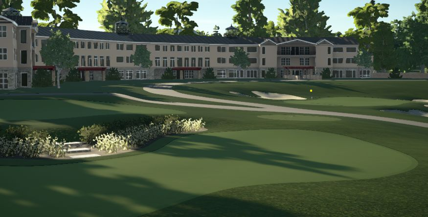 Muirfield Village CC (L)