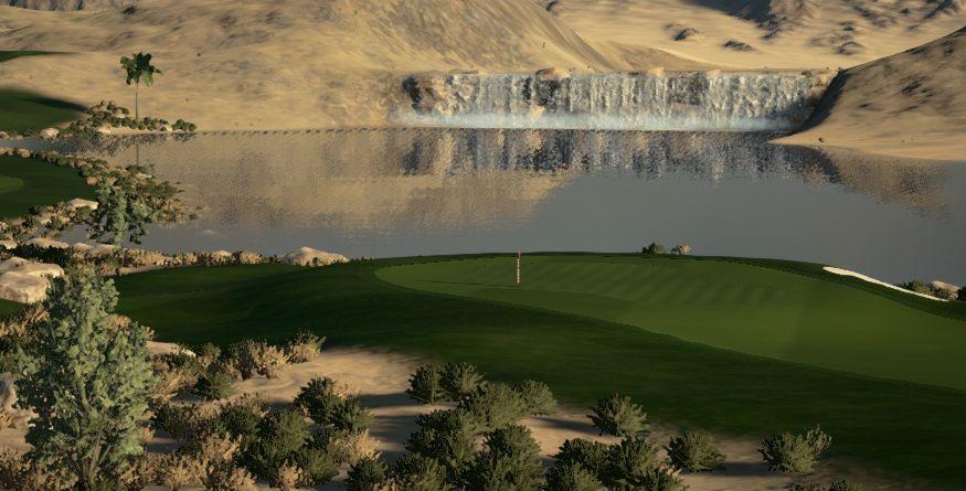 Desert Sands GC