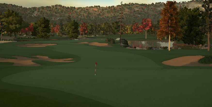 Bison Golf Course