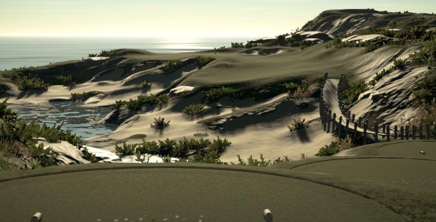 Old Faroe Dunes