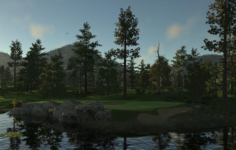The Shore Course at Ponderosa Lakes